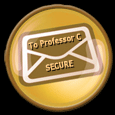 Send Professor C a message via secure form
